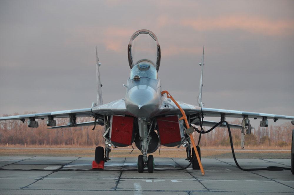 Первые командирские полеты 2018 прошли в бригаде тактической авиации ВК «Центр»