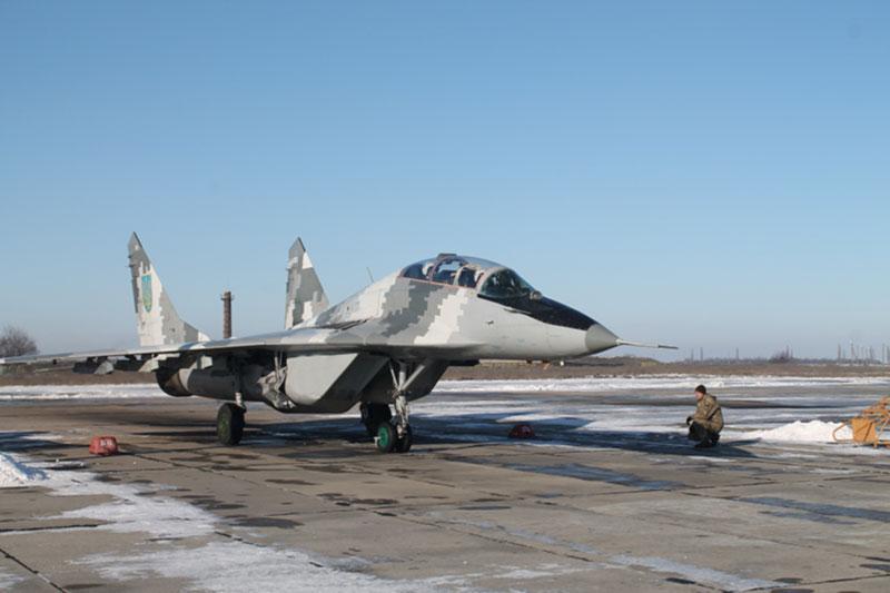 Летчики бригады имени А.Покрышкина начали первый этап летной подготовки