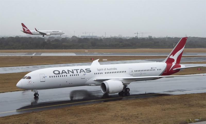 В Австралию прилетел самолет на топливе с горчичным маслом