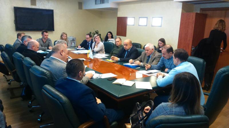 Открытие пограничного пункта пропуска на аэродроме «Белая Церковь» обсудили на уровне Мининфраструктуры