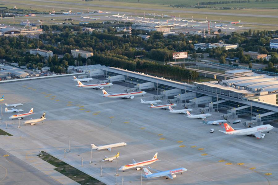 Аэропорты Украины в 2018 году: более 20,5 млн пассажиров