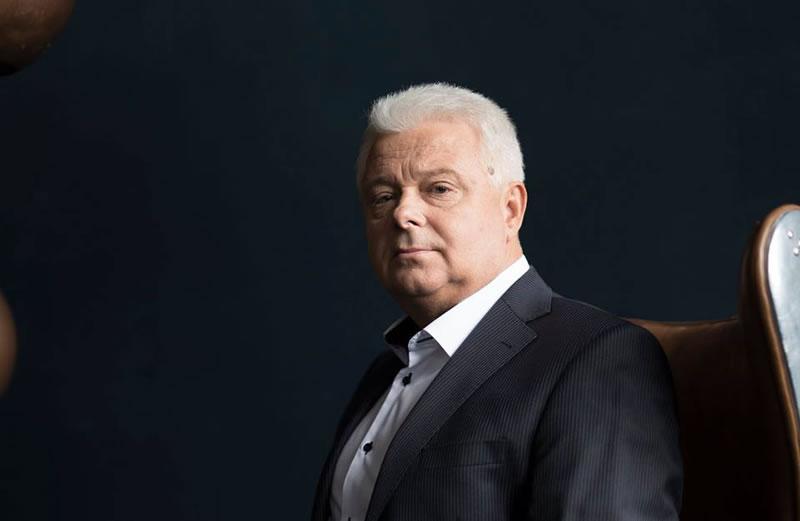 Дмитрий Львов - руководитель директората наземного обслуживания WINDROSE