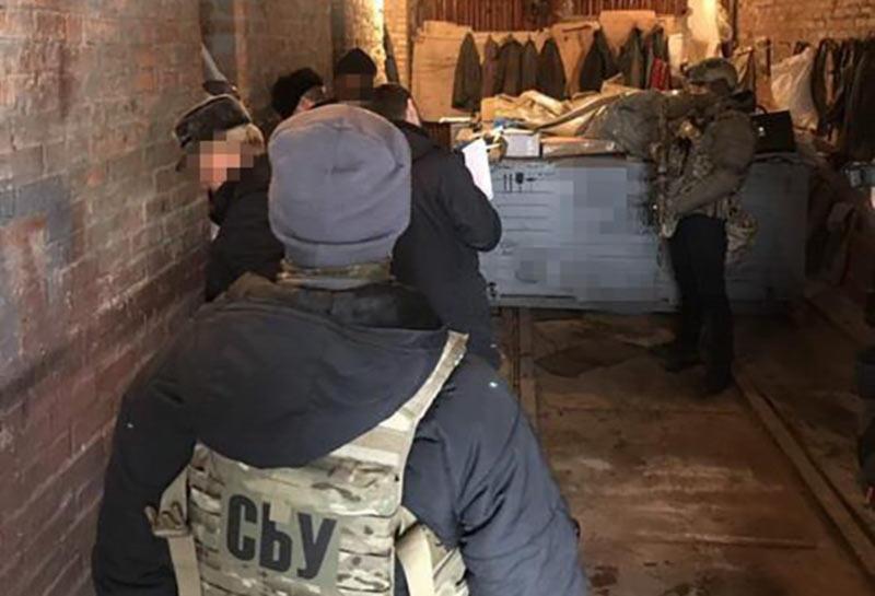 СБУ заблокировала незаконный вывоз двигателей для вертолетов Ми-24
