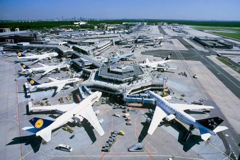 В Германии будут сбои в работе шести аэропортов