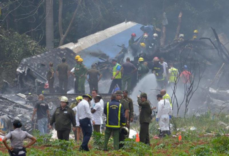Масштабные авиакатастрофы 2018 года