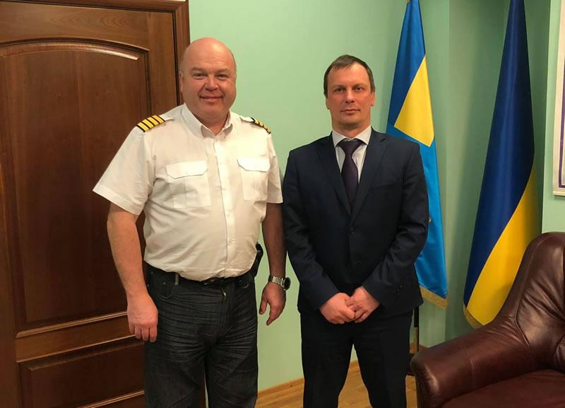 Состоялась официальная встреча AOPA Украина и ГАСУ