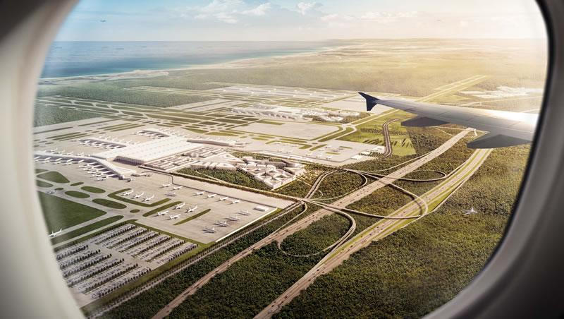 Turkish Airlines открывает пять бизнес-залов в новом аэропорту Стамбула
