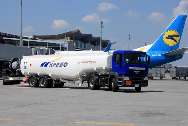 Восстановлен импорт авиатоплива