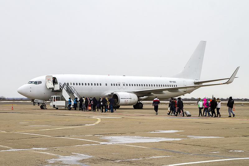 Николаевский аэропорт будет обслуживать рейсы сообщением «Николаев–Анталия»