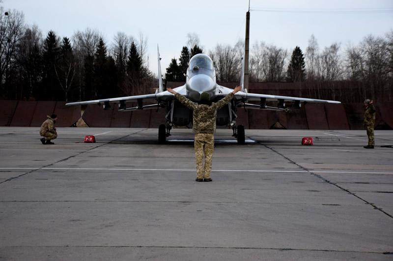 Интенсивность полетов в Воздушном Командовании