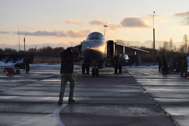 """<i class=""""fi-photo""""></i>Командирские полеты состоялись в 7й БрТА"""