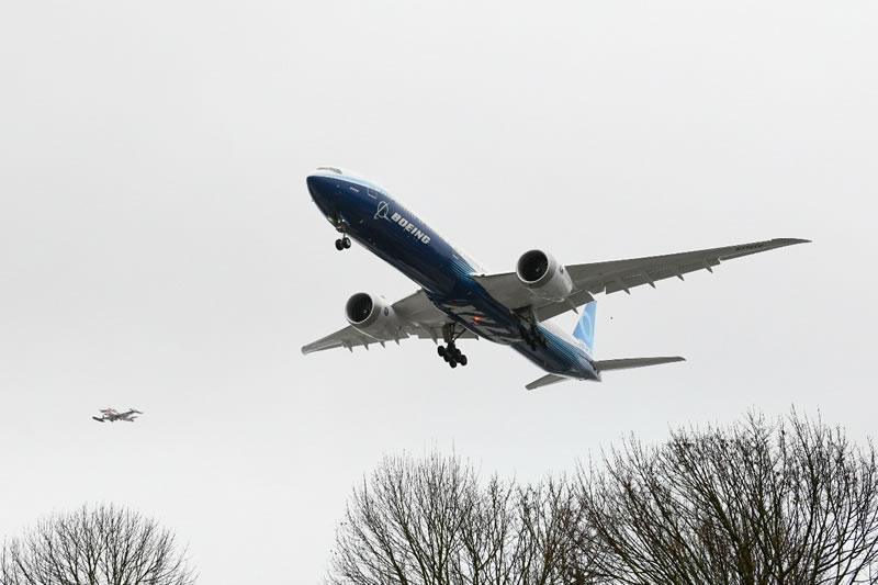 Что делали украинские конструкторы для Boeing 777X
