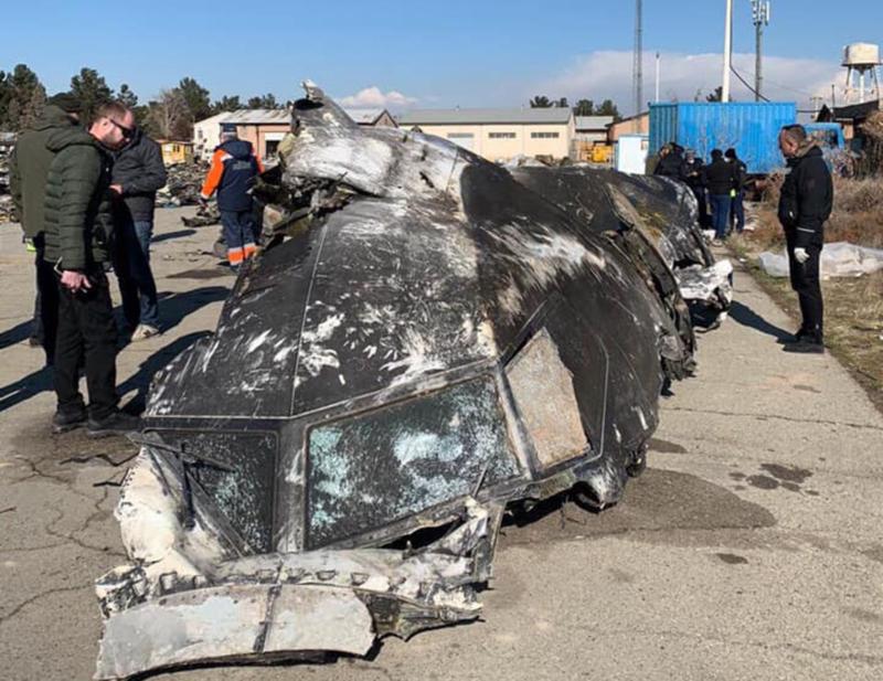 Президент МАУ призвал страны, чьи граждане пострадали в авиакатастрофе в Иране, объединить усилия