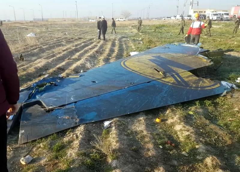 В Иране предъявили обвинения ряду чиновников в связи с катастрофой самолета МАУ