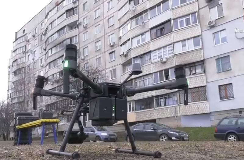 Где запрещено летать дронам в Украине?