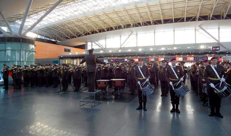 Акция к 5 годовщине обороны Донецкого аэропорта