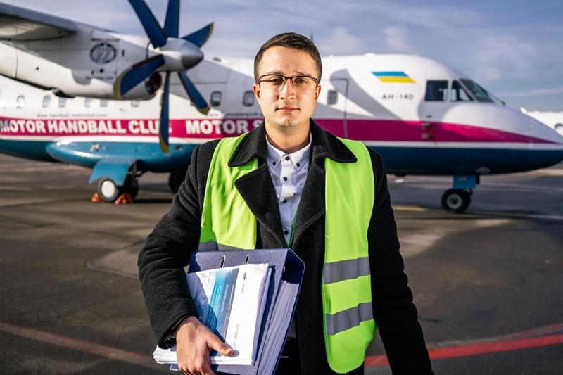 """Аэропорт """"Киев"""" наградил лучших сотрудников"""