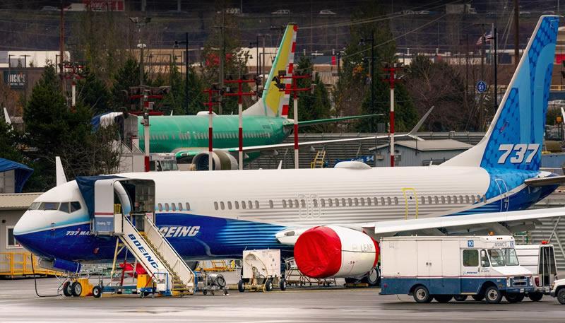C 29 июня разрешены летные испытания Boeing 737 MAX
