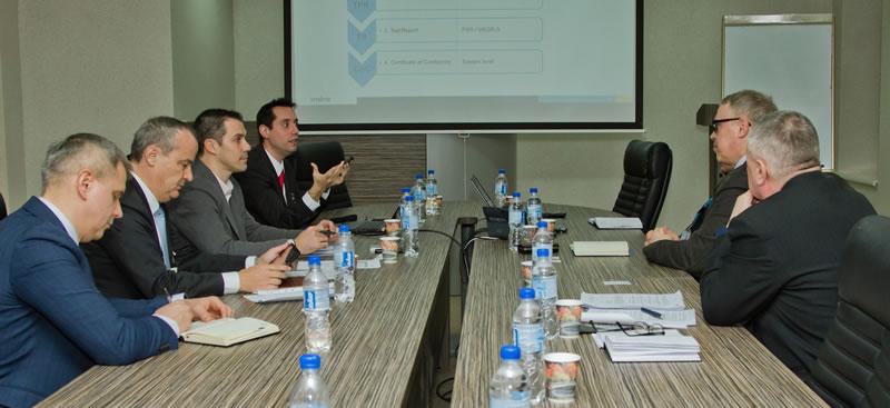 Согласованs этапы выполнения контракта между Украэрорухом и «Indra Sistemas S.A.» на поставку новых радиолокаторов