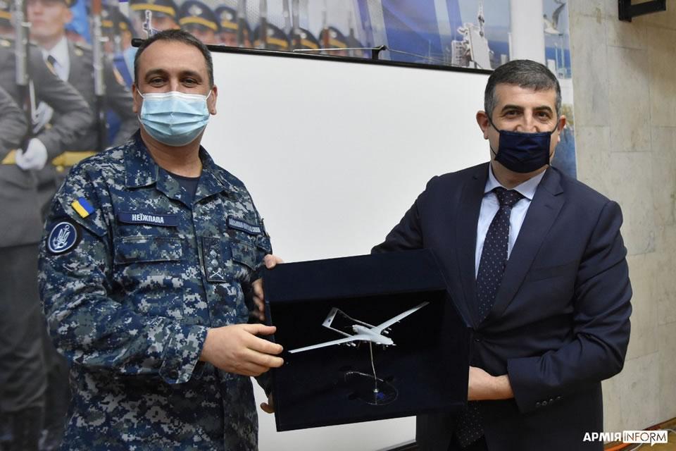 Украинские ВМС получат самые передовые турецкие беспилотники