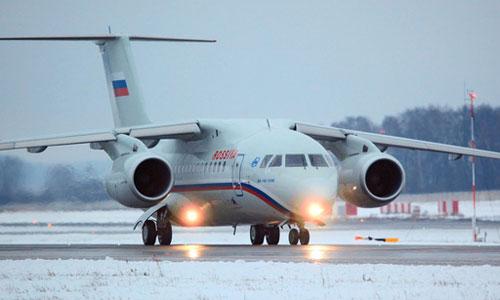 Ан-148 списывают в «сухой» остаток