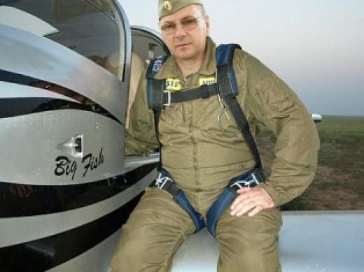 Пилот из Евпатории задумал кругосветный перелет