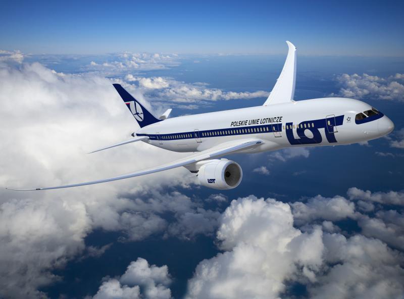 Авиакомпания LOT открывает регулярные рейсы Харьков-Варшава