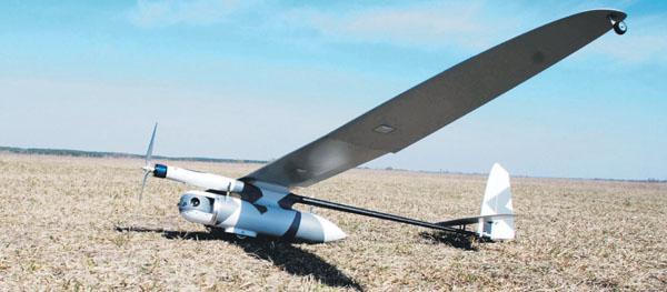 Беспилотник Observer-S может планировать 15-20 км с выключенным двигателем