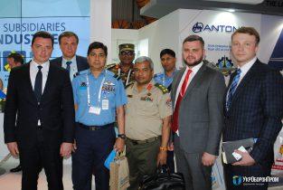 """""""Укроборонпром"""" предложил Бангладеш модернизировать авиапарк """"Ан"""""""