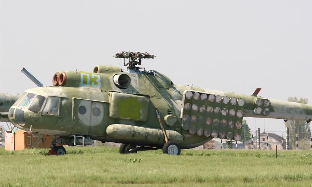 142 учебно-тренировочный центр ССпО получил четыре вертолета