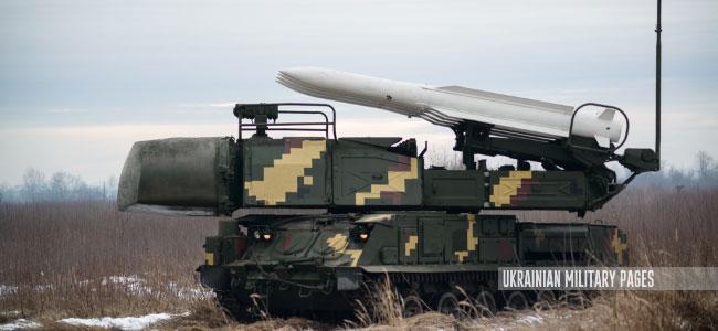 В 2017 запланировано более 100 учений и стрельб зенитно-ракетных подразделений