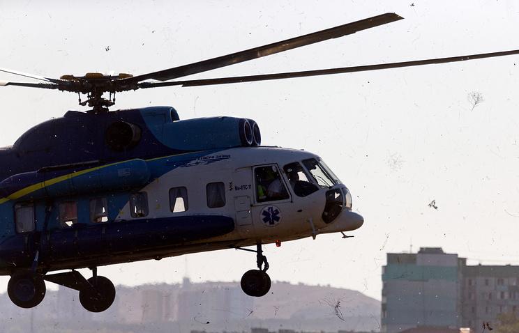 Еще одна авиакатастрофа в России
