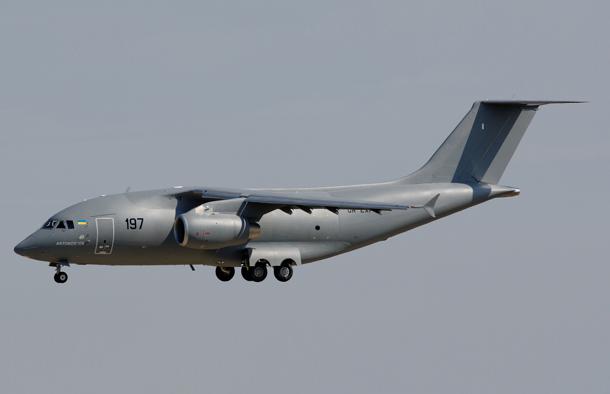 Два года первому полету Ан-178 с Д-436-148ФМ