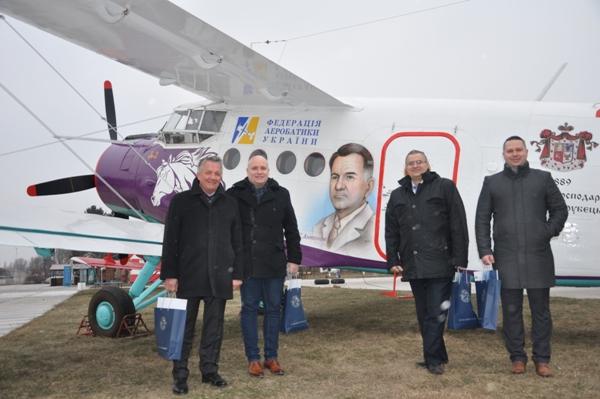 Государственному музею авиации присвоено имя О.К. Антонова