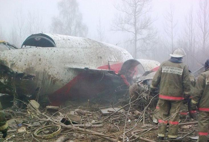 У Польши пока нет окончательного отчета о Смоленской трагедии
