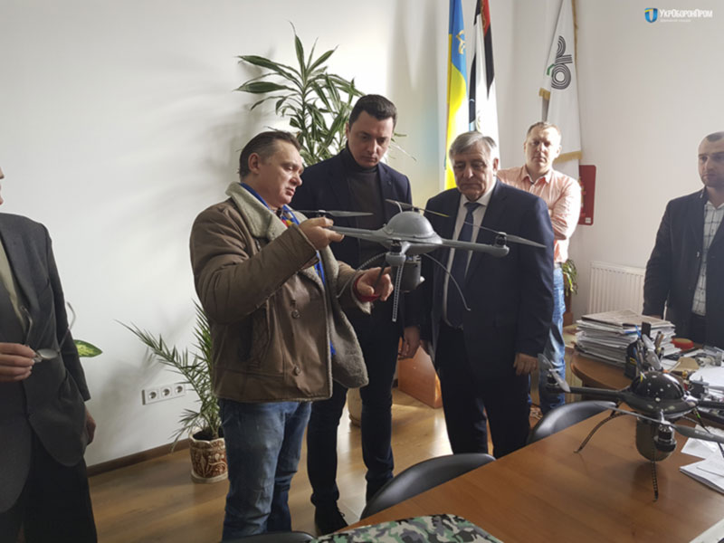 """Стратегия развития ПО """"Карпаты"""": новые проекты и производство дронов"""