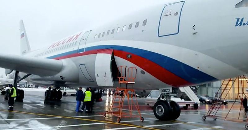 Российский правительственный самолет связывают с контрабандой кокаина