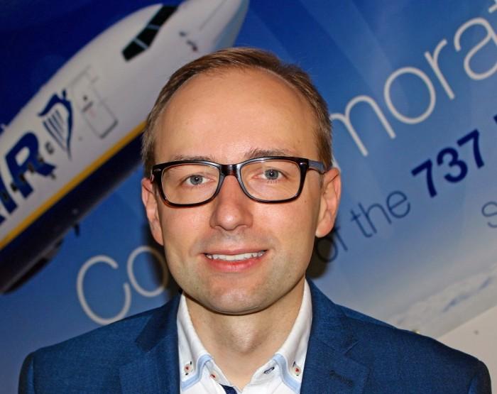 В Ryanair подтвердили сроки захода в Украину осенью 2018 года
