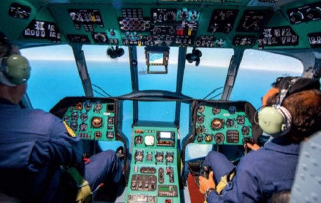 Вертолетчики НГУ пройдут подготовку на комплексном тренажере Ми-8МТВ