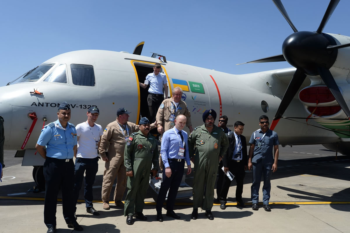 Третий день авиасалона Aero India - 2019