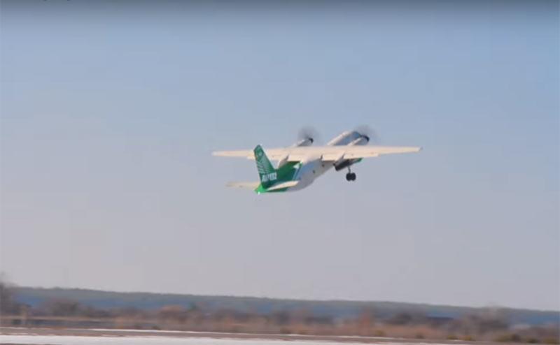 Индия высказала заинтересованность в Ан-132