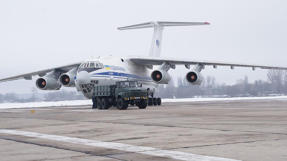 Аэродром Белая Церковь успешно стартовал в новом году