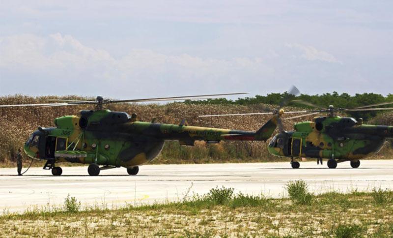 ELBIT намерен участвовать в модернизации украинских вертолетов