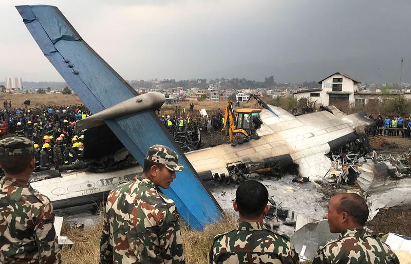 Количество несчастных случаев в авиации в 2018 году в мире увеличилось