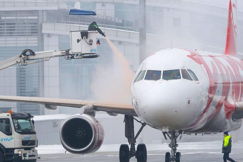 "IATA провела аудит ""Жулян"""