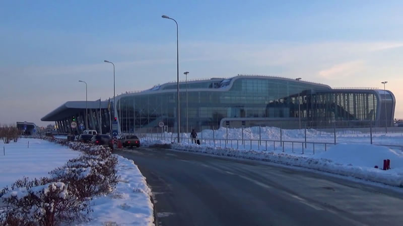 """Рост пассажиропотока аэропорта """"Львов"""" - 48,5%"""