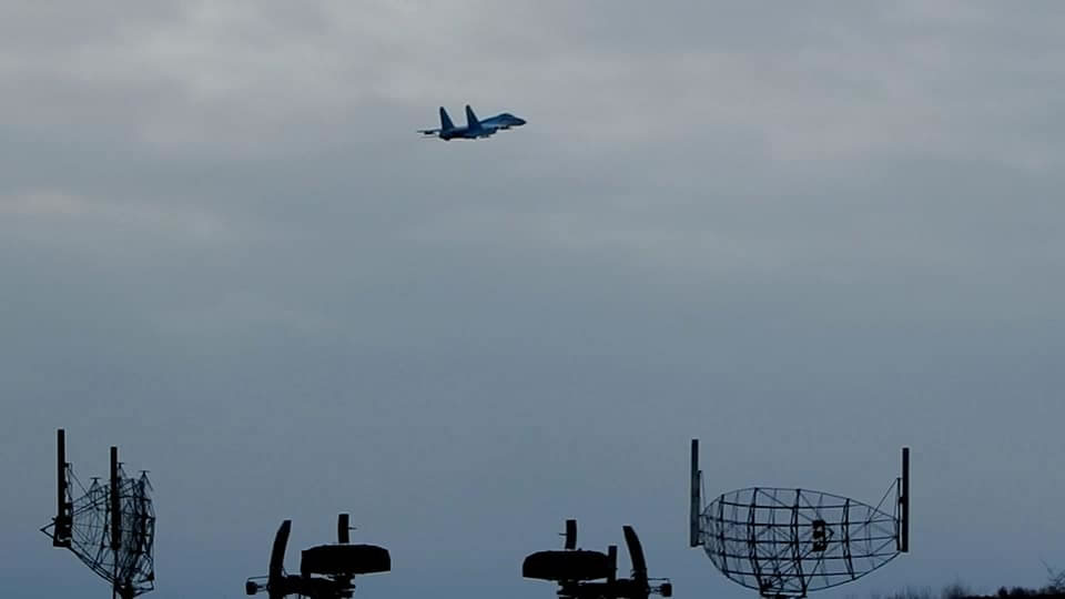 Миргородские летчики отлетали летную смену в СМУ