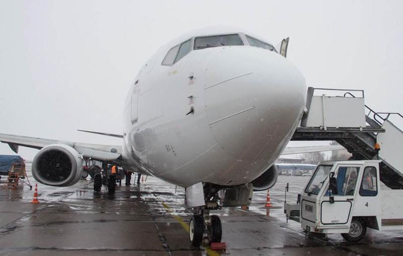 Николаевский аэропорт расширяется на 5 гектаров