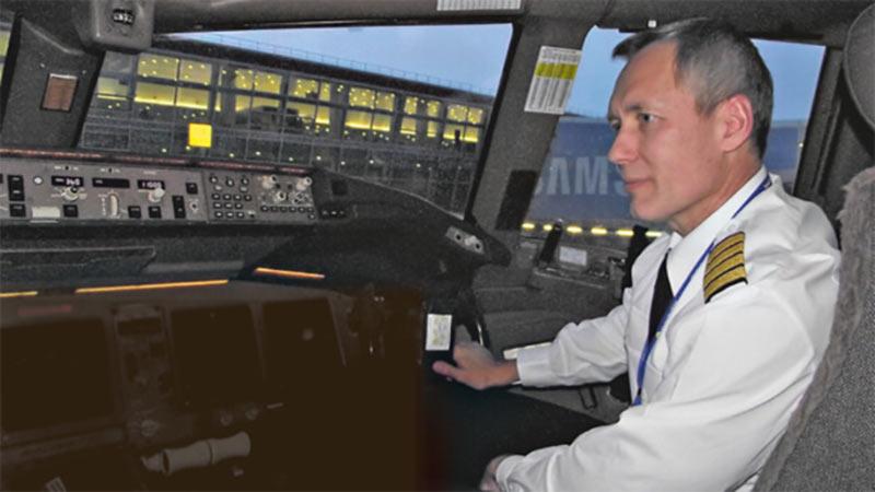 """""""Вдруг второй пилот говорит, что все! Капец!"""": история одного украинского летчика"""
