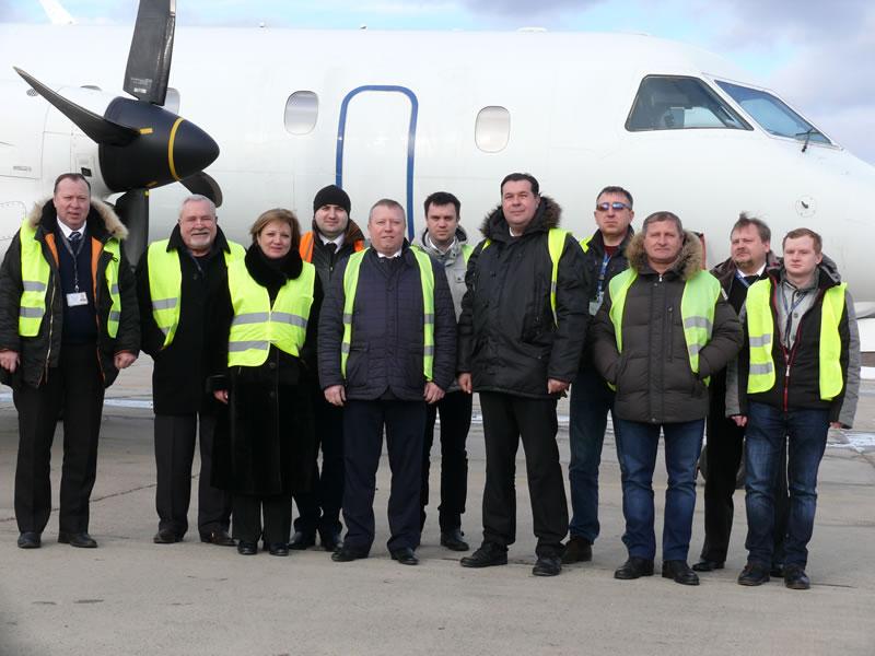 "Представители авиакомпании ""Урга"" прошли курсы в Институте ИКАО"
